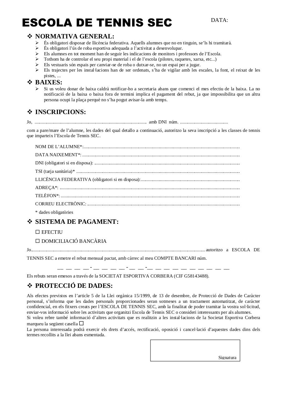 Aperçu du document INSCRIPCIO ESCOLA TENNIS SEC.pdf - page 1/1