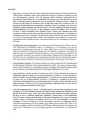 Fichier PDF descriptifs pays importants