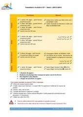 Fichier PDF fournitures scolaires cp