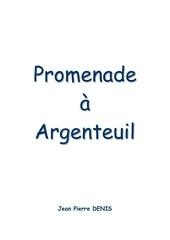 Fichier PDF promenade a argenteuil
