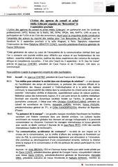 01 09 15 les rencontres de l udecam