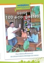 100 ecogestes corrige familles a energie positive