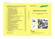 agriculture sous abri 1