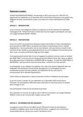 reglement pour concours fcb def