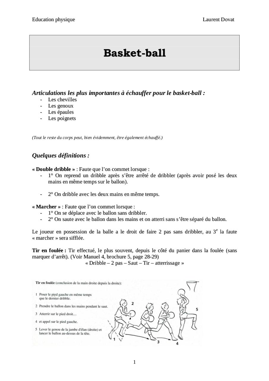 Aperçu du document basket-ball.pdf - page 1/9