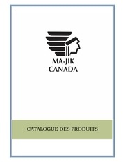 catalogue 2015 ma jik