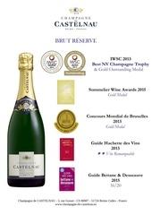 Fichier PDF awards champagne de castelnau brut reserve 04 2015