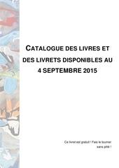catalogue33