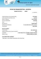 Fichier PDF fichier