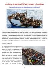 la invasi n isl mica de europa