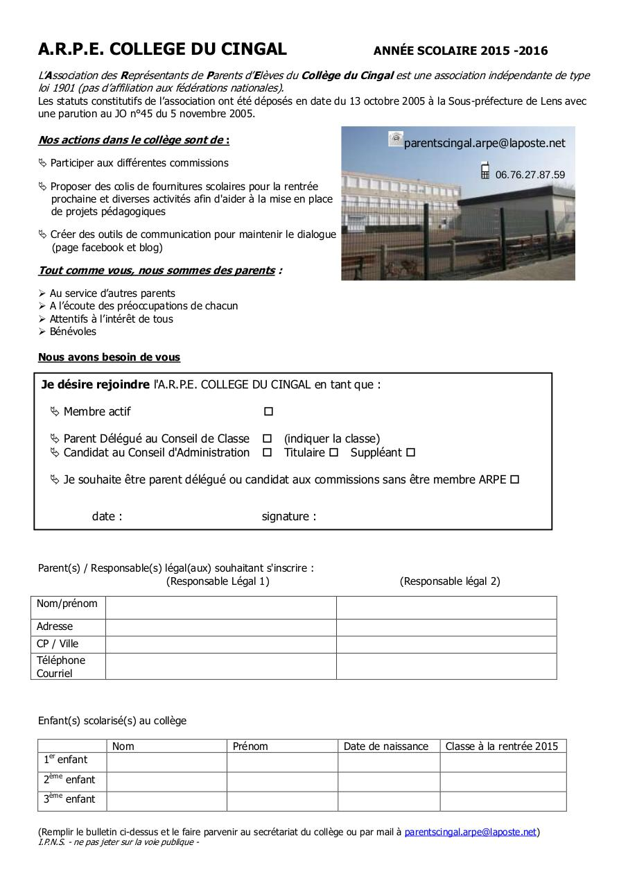 Aperçu du document bulletin-adhesion 2015 (00000003) (00000003).pdf - page 1/1
