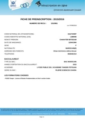 Fichier PDF ibtissam