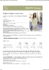 angela cardigan drops 159 28 by drops design
