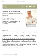 babydrops 1 9 by drops design