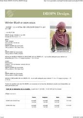 winter blush drops 156 49 by drops design