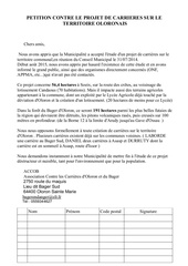petition papier finalisee
