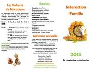 prog automne 2015