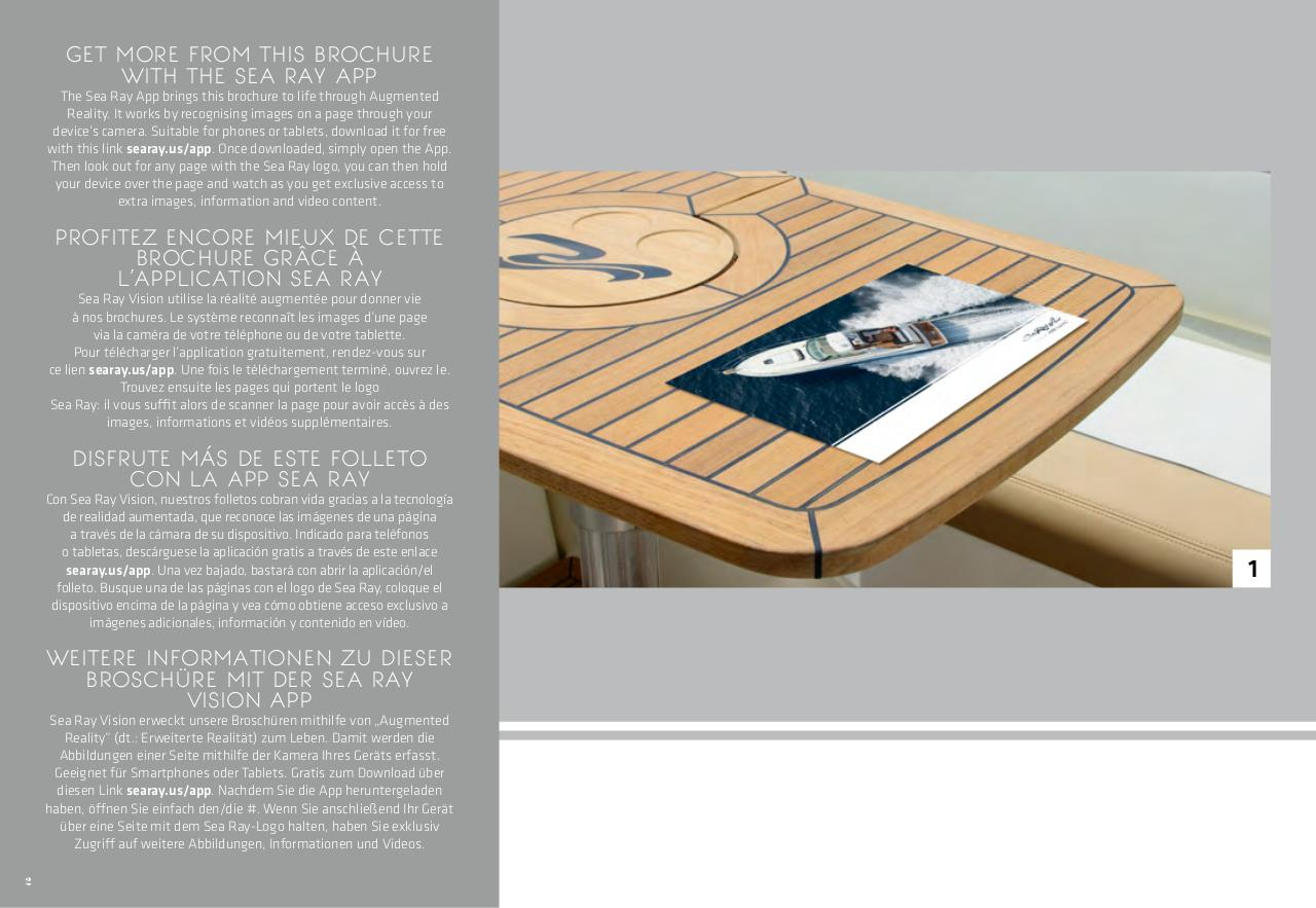 SeaRay-Brochure 2016 Lucker Yacht Brokerage .pdf - page 4/66