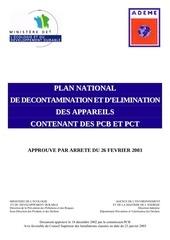 Fichier PDF plan national pcb