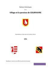 histoire courfaivre
