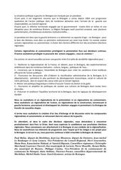 texte commun reunion de pontivy 12 septembre 2015