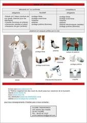 Fichier PDF tenue materiels