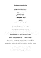 Fichier PDF veloute de potiron et patate douce