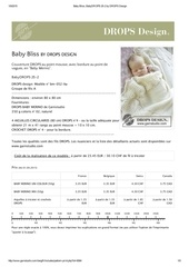 baby bliss babydrops 25 2 by drops design
