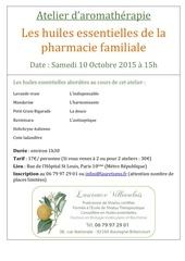 pharma familiale 10oct2015