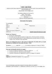 Fichier PDF vide grenier inscription 1