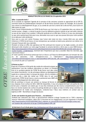 news otre idf 16 septembre 2015