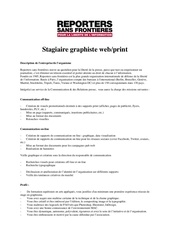 stagiaire graphiste 1