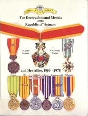 medals of the republic of vietnam