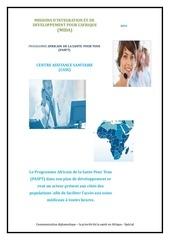 le programme africain de la sante pour tous docx 1