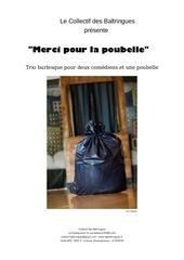 Fichier PDF dossier de presentation merci pour la poubelle