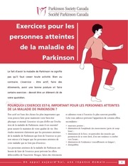 Fichier PDF exercises parkinson