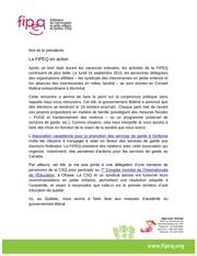 Fichier PDF mot de la presidente 18 septembre 2015