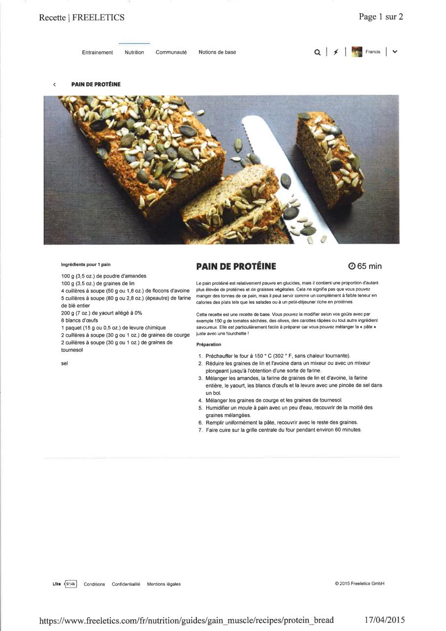 GUIDE NUTRITION FREELETICS.pdf - page 2/101