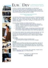 international trade internship