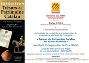 invitation tresor patrimoine catalan