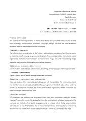 Fichier PDF offre de stage universitat politecnica de valencia