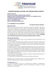 Fichier PDF offres de stage en belgique