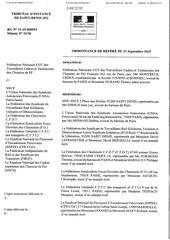 decision de justice du 21 septembre 2015