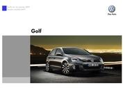 tarifs golf 6 2011 01 01
