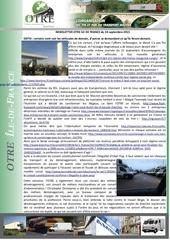 news otre idf 24 septembre 2015