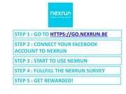 notice beta testing nexrun