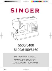 singer 6160 brillance