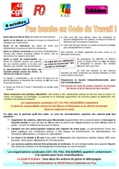 tract intersyndical 8 octobre 2015 verso cgt