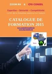 catalogue de formation cfg conceil et zoom rh 2015