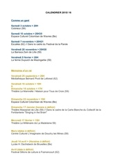 saison 15 16 collectif des baltringues